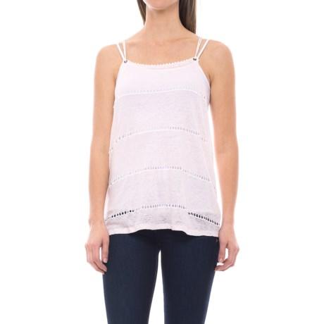 dylan Sloane Stripe String Tank Top (For Women)