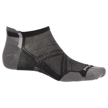 SmartWool PhD Cycle Ultralight Micro Socks -  Merino Wool, Below the Ankle (For Men)