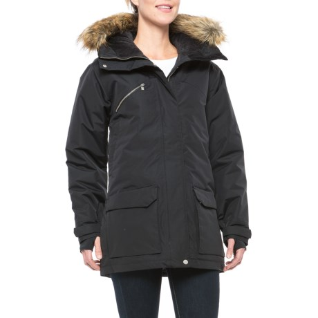 Peak Performance Klondyke Parka - Waterproof, Insulated (For Women)
