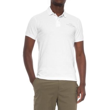 Peak Performance Pique Polo Shirt - Short Sleeve (For Men)