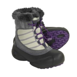 Columbia Sportswear Rope Tow Winter Boots - Suede (For Youth)