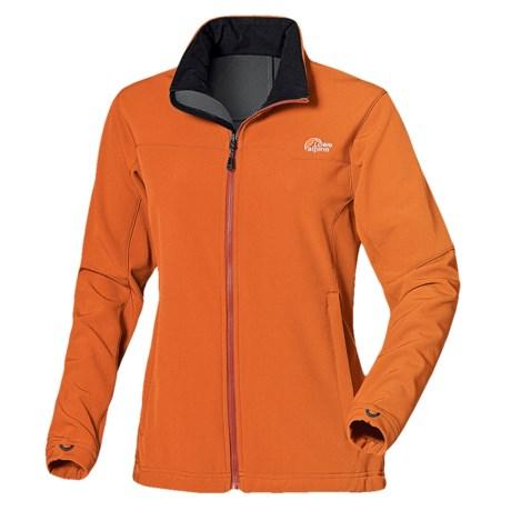 Lowe Alpine Puma Soft Shell Jacket (For Women)