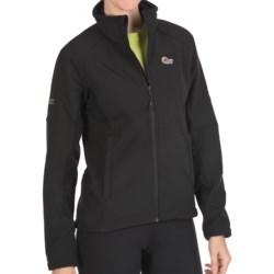 Lowe Alpine Windbreaker Soft Shell Jacket - Polartec® Windbloc® (For Women)