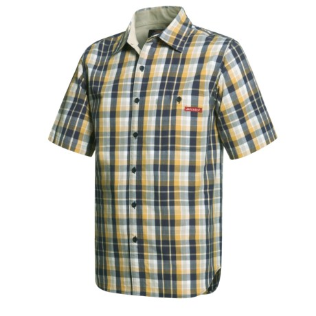 Dickies Cotton Shirt - Short Sleeve (For Men)