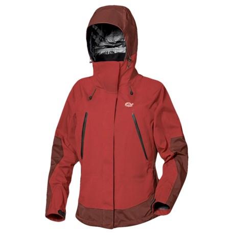 Lowe Alpine Flash Jacket - Waterproof (For Women)