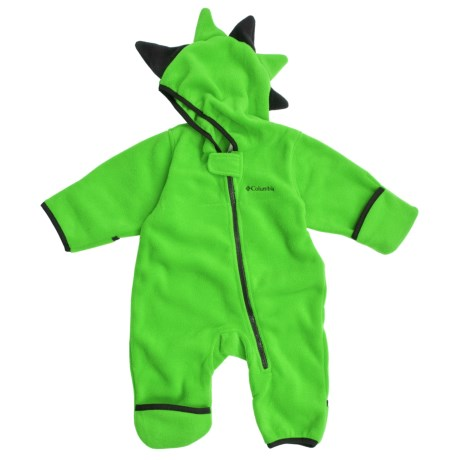Columbia Sportswear Lil D Fleece Bunting (For Infant)