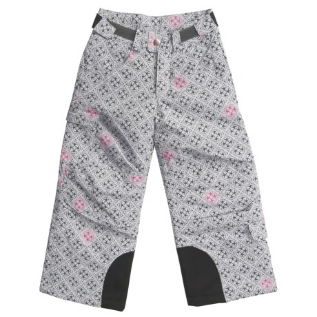 Columbia Sportswear Vintage Vista Pants - Insulated (For Little Girls)