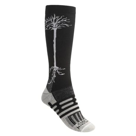Dahlgren Sno Comp Socks - Merino Wool-Alpaca, Recycled Materials (For Women)
