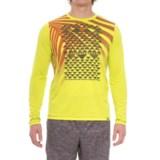 Janji Kenya Palm Shirt - Long Sleeve (For Men)