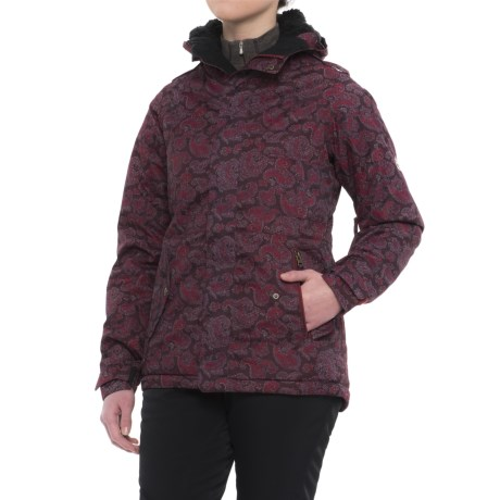 686 Authentic 4EVA-After Jacket - Waterproof, Insulated (For Women)