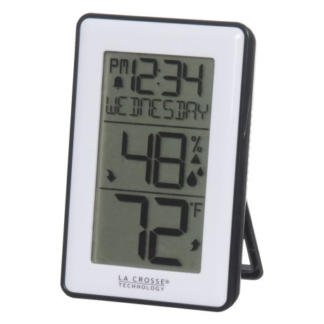 La Crosse Technology Indoor Temp and Humidity Station