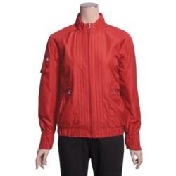 Regent Park Jacket - Wind and Water Resistant (For Women)