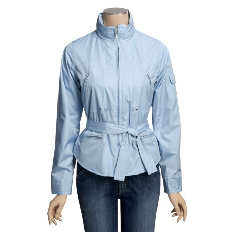 Regent Park Short Bike Jacket - Mesh Lining (For Women)
