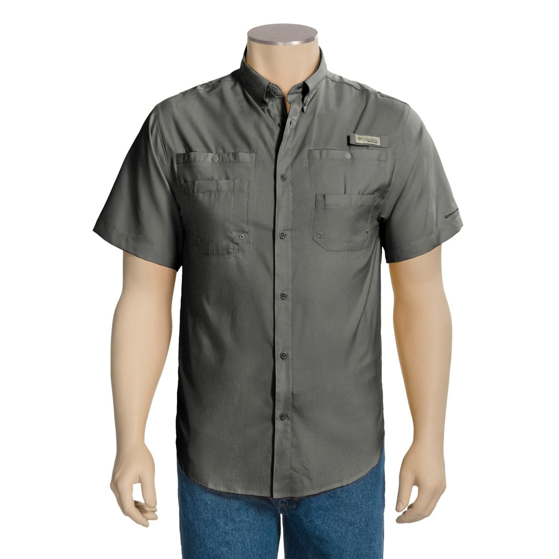 Columbia sportswear tamiami ii fishing shirt for men 3362c for Fishing shirts for men