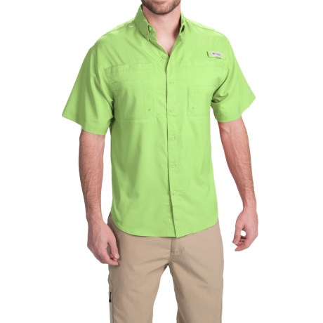 Columbia Sportswear Tamiami II Fishing Shirt - UPF 40, Short Sleeve (For Men)
