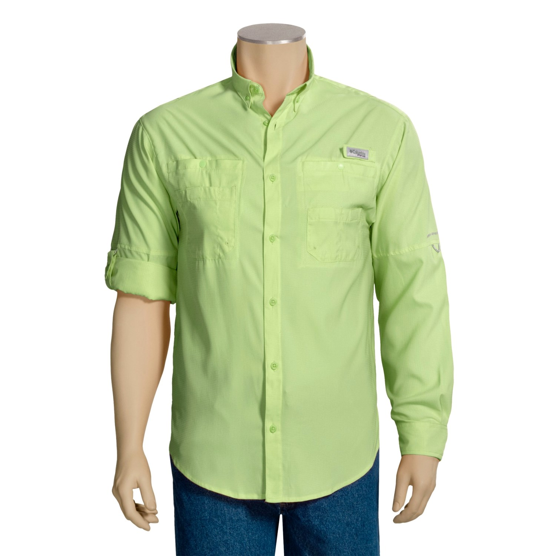 columbia sportswear tamiami ii shirt for men