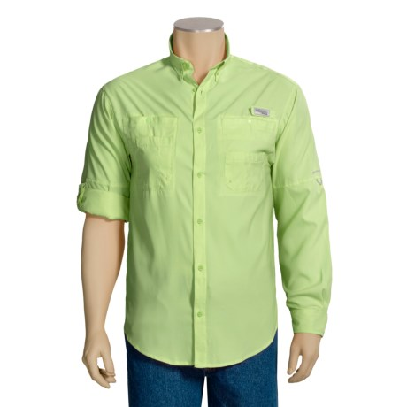 Columbia Sportswear Tamiami II Shirt - UPF 40, Long Sleeve (For Men)