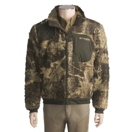 Columbia Sportswear PHG Golden Bear Jacket - Windproof Fleece (For Men)