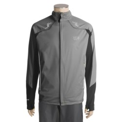 Mountain Hardwear Transition Super Power Jacket - Windstopper®, Soft Shell (For Men)