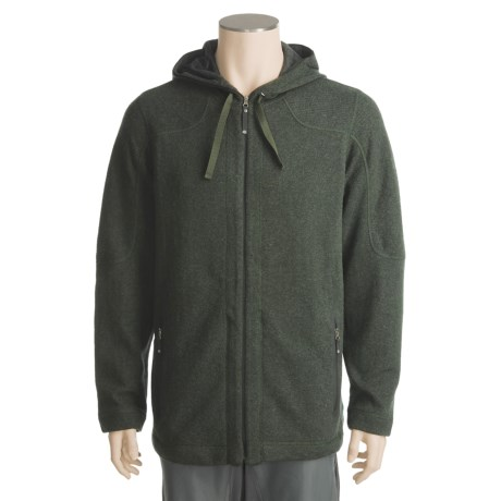 Mountain Hardwear Mazeno Peak Hooded Sweater (For Men)