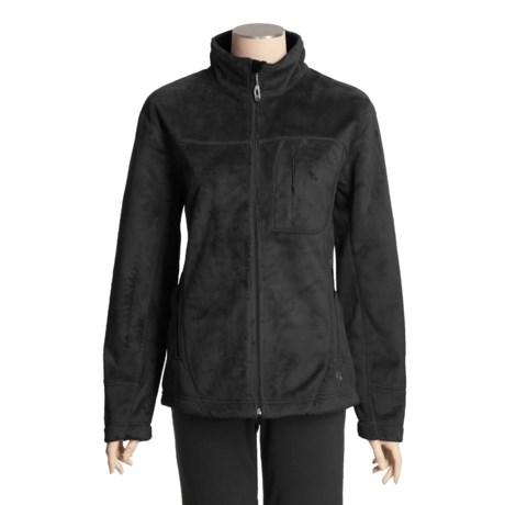 Mountain Hardwear Sable Fleece Jacket (For Women)