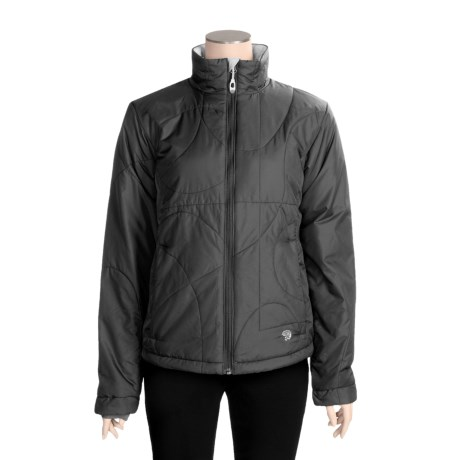 Mountain Hardwear Lunetta Jacket - Insulated (For Women)