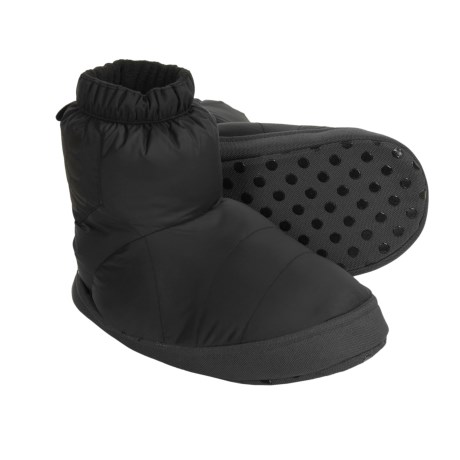 Mountain Hardwear Sub Zero Down Slipper Booties - 550 Fill Power (For Men)