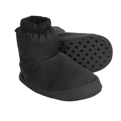 Mountain Hardwear Sub Zero Down Slipper Booties - 550 Fill Power (For Men)