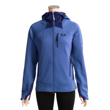 Mountain Hardwear Solidus Polartec® Power Stretch® Jacket (For Women)
