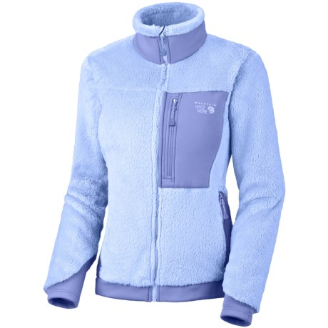 Mountain Hardwear Monkey Women Fleece Jacket - Polartec® Thermal Pro®, Power Stretch® (For Women)