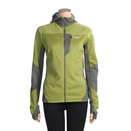 Mountain Hardwear Super Power Jacket - Polartec® Power Dry® (For Women)