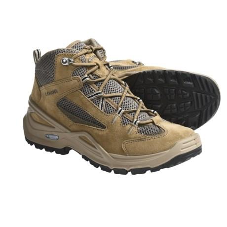 Comfortable Lightweight Hiking Shoe Lowa Vento Qc