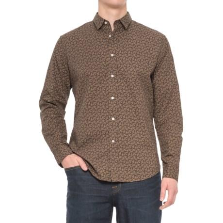 Slate & Stone Asher Printed Shirt - Long Sleeve (For Men)