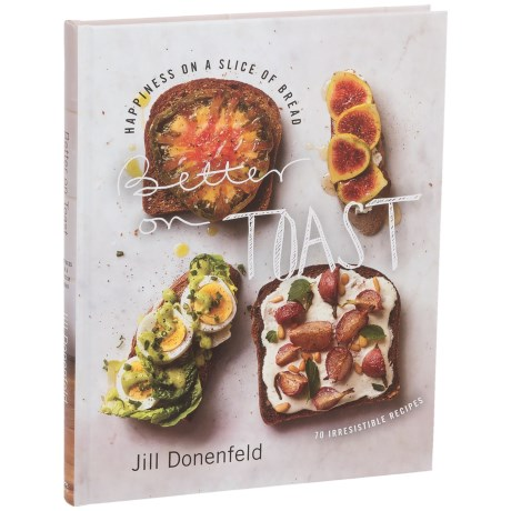 Harper Collins Cookbook by Jill Donenfeld - Hardcover