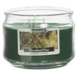 Hanna's Candle Woodland Pine Candle - 11.5 oz.