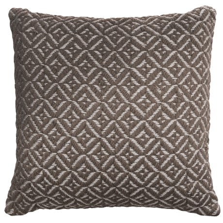 EnVogue Randall Print Woven Outdoor Throw Pillow - 20x20""