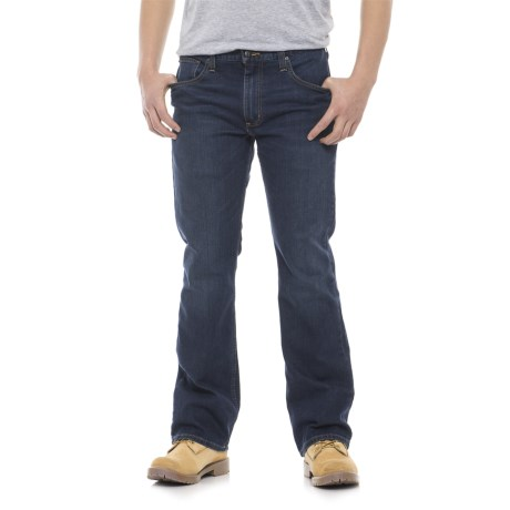 Carhartt Rugged Flex® Relaxed Fit Jeans - Bootcut, Factory 2nds (For Men)