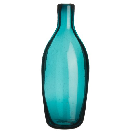 """Bambeco Marcel Recycled Glass Carafe - 10"""""""