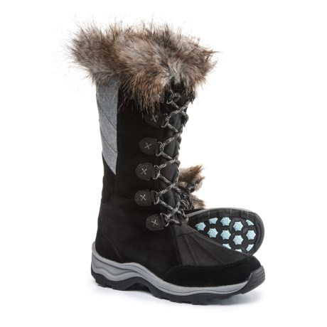 Clarks Wintry Hi Snow Boots - Waterproof, Insulated (For Women)