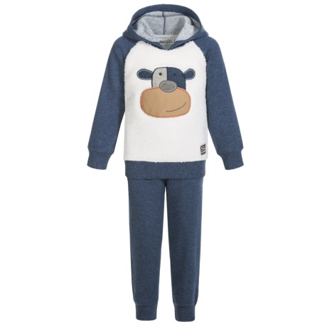 Kids Headquarters Hoodie and Jogger Set (For Infant Boys)