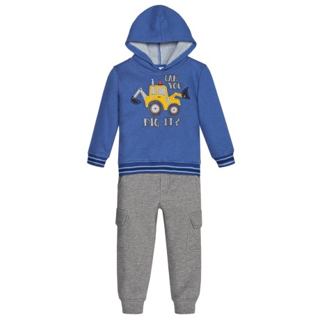Kids Headquarters Hoodie and Joggers Set (For Toddler Boys)