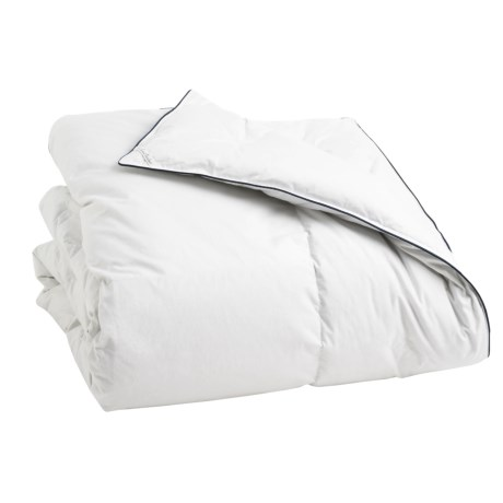 Pacific Coast Feather Company Medium Weight Down Comforter - Full-Queen, 650 FP, 300 TC