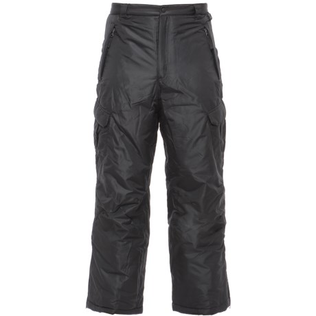 Arctic Quest Poly Taslon Ski Pants - Insulated (For Men)
