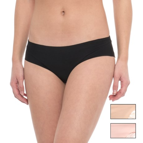 Marilyn Monroe Seamless Lace-Trim Panties - 3-Pack, Hipster (For Women)