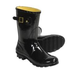 Khombu Classy Rain Boots (For Women)