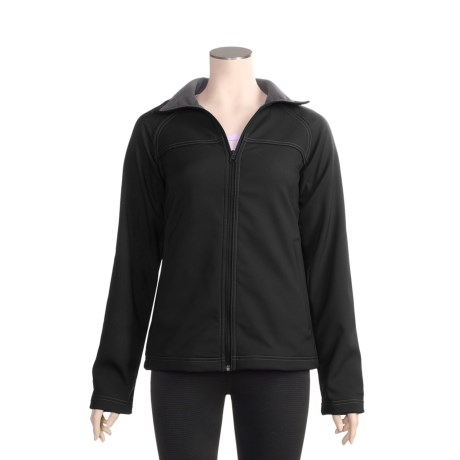 Columbia Sportswear Winter Tide jacket - Soft Shell (For Women)