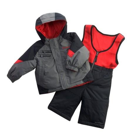 Columbia Sportswear Rugged Set - Reversible Jacket (For Infant Boys)