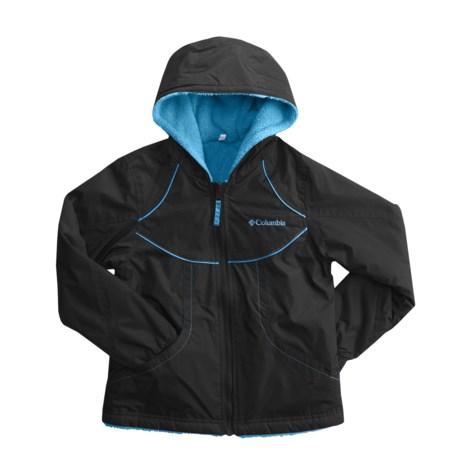 Columbia Sportswear Ethan Pond II Jacket - Reversible (For Girls)