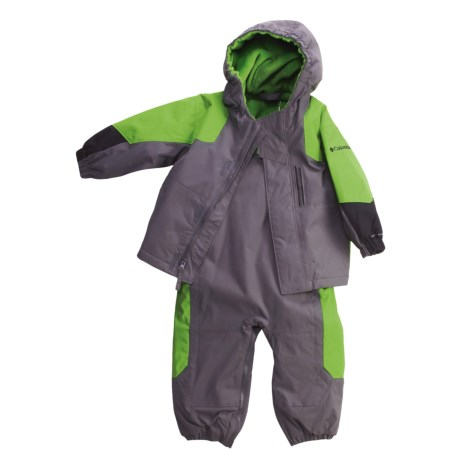 Columbia Sportswear Little Lumberjack Set - Insulated (For Infant Boys)