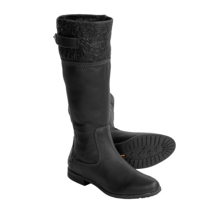 Timberland Earthkeepers Mad Heights Deboss Boots - Tall (For Women)